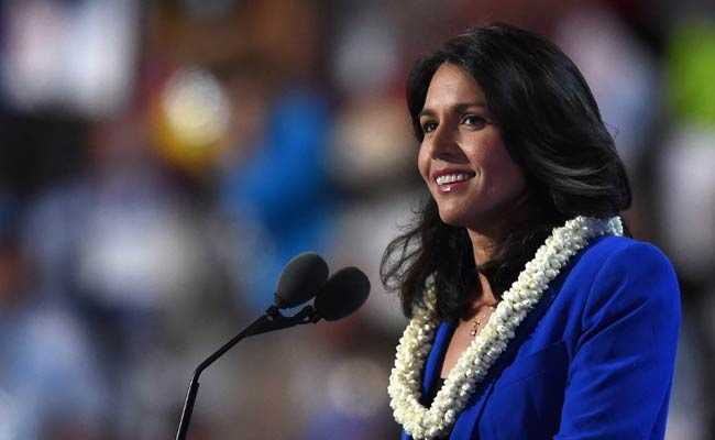 Tulsi Gabbard Confirms 2020 US Presidential Run