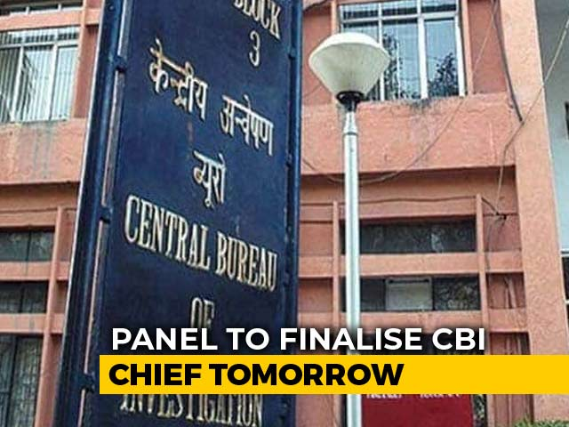 Video : Madhya Pradesh Top Cop Favourite For CBI Chief, Rakesh Asthana In Running Too