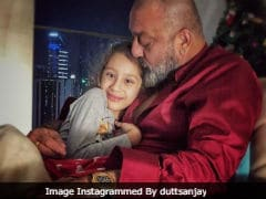 Sanjay Dutt's Post For Iqra On National Girl Child Day: 'My Daughter Is My Treasure'