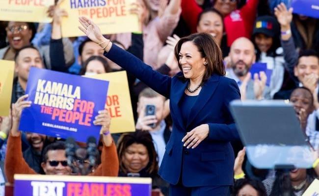 'Not Our America': Kamala Harris Launches White House Bid Against Trump