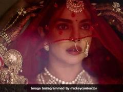 More Fab Pics From Priyanka Chopra And Nick Jonas' Jodhpur Wedding