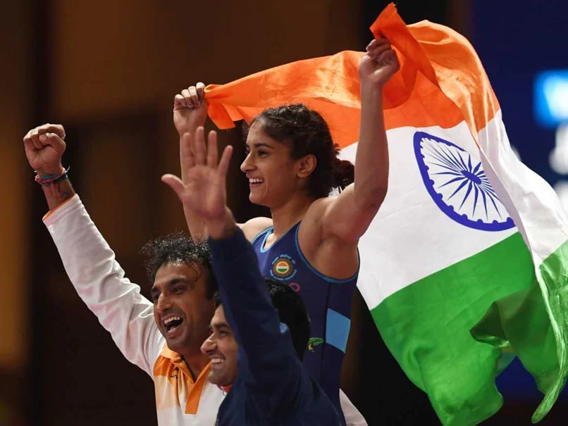Vinesh Phogat Credits Pro Wrestling League Stint For Asian Games Gold