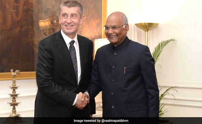 Defence Key Pillar Between India, Czech Republic: President Kovind