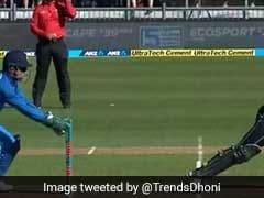 IND vs NZ: एमएस धोनी ने चालाकी से ऐसे किया आउट, देखता रह गया बल्लेबाज, देखें VIDEO