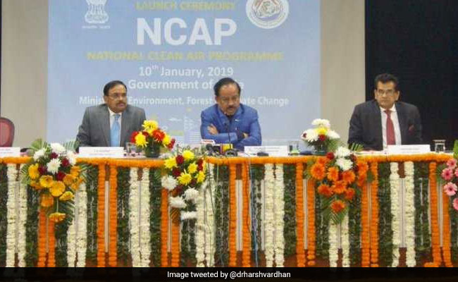 Government Launches Anti-Pollution Programme, But Experts Sceptical