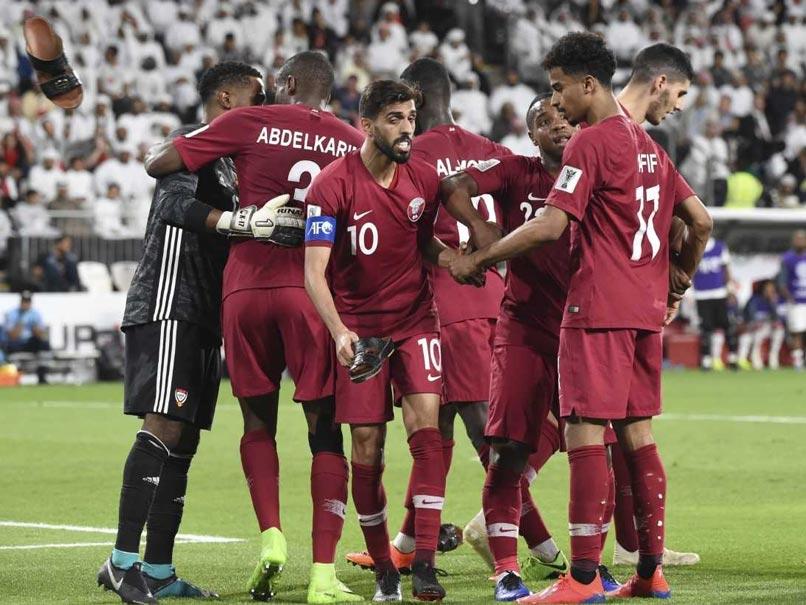 Watch: Qatar Thrash UAE Amid Ugly Scenes To Reach Asian Cup Final