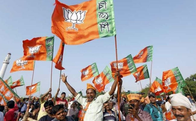 BJP Says Will Use 'UP Model' Of Encounters In Bengal, Trinamool Hits Back