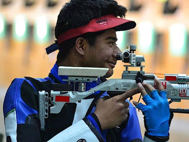 Khelo India Youth Games: Dhanush Srikant Upsets World Cup Medallist Arjun Babuta To Claim Air Rifle Gold