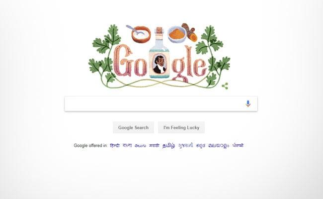 Google Doodle Celebrates Anglo-Indian Entrepreneur Sake Dean Mahomed