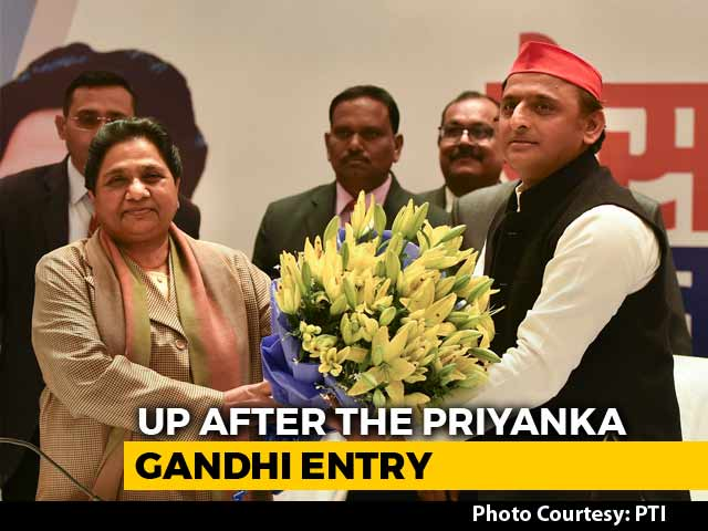Video : Do Congress Plans For UP Change Game For Team Mayawati? What Insiders Say