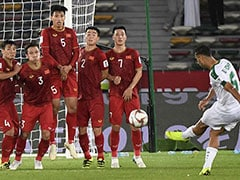 Late Iraqi Free-Kick Breaks Vietnamese Hearts At Asian Cup