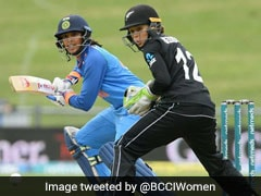 Smriti Mandhana Cracks Century As Indian Women Thrash New Zealand In 1st ODI