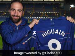 Chelsea Sign Gonzalo Higuain To Ignite Spluttering Attack