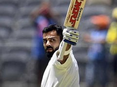 Virat Kohli Named Captain Of ICC
