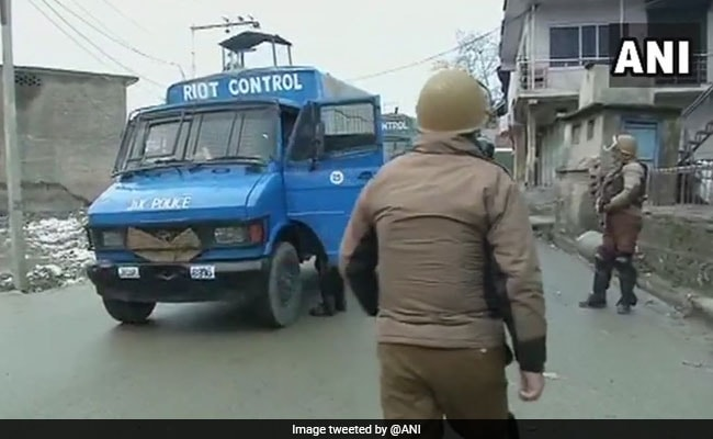 2 Terrorists Shot, Planned Attack On Srinagar Republic Day Event: Sources