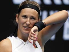 Former Champion Victoria Azarenka Knocked Out Of Australian Open 2019 In First Round