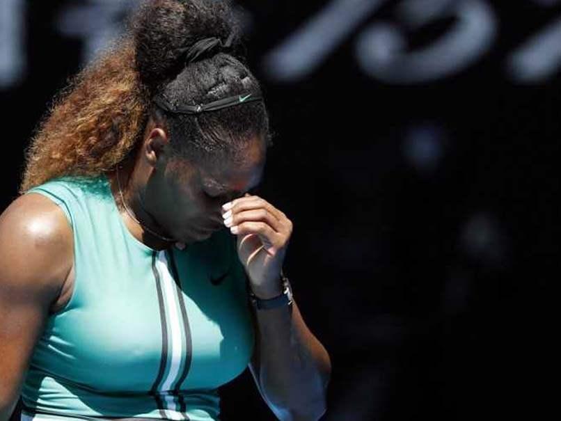 Australian Open 2019: Serena Williams Crashes Out After Losing To Karolina Pliskova