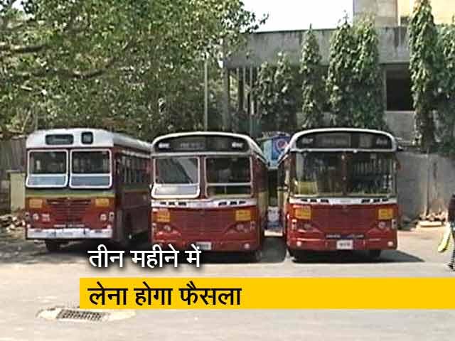 Video : नौ दिन बाद मुंबई में 'बेस्ट' की हड़ताल खत्म
