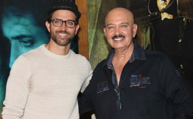 'Rakesh Roshan Is A Fighter': PM Modi Tweets To Hrithik After He Reveals Dad's Cancer Diagnosis