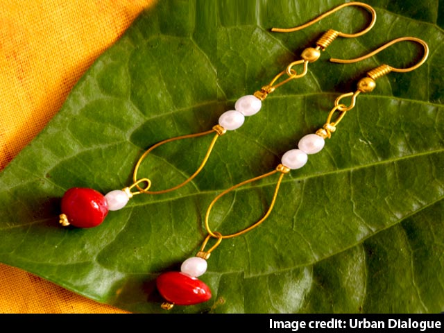 Video : Alternative To Modern Jewellery: Vegetable, Fruit <i>Beej</i> Turned Into Accessories