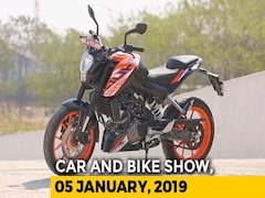 Video: KTM 125 Duke, Suzuki Jimny & Nissan Kicks