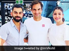 "Virat Kohli Meets Roger Federer, Ends Australia Tour In An ""Amazing"" Way"