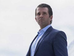 """Democracy In UK All But Dead"": Donald Trump Jr Slams PM May Over Brexit"