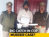 Video : Man Accused Of Attacking Bulandshahr Cop With Axe Arrested