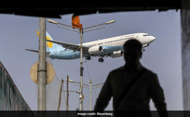 Jet Airways Shares Jump Amid Reports Of Etihad Plan To Raise Stake