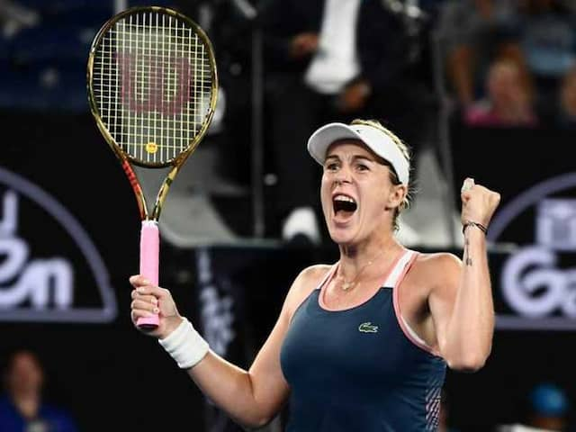 Australian Open: Anastasia Pavlyuchenkova Knocks Out Fifth Seed Sloane Stephens