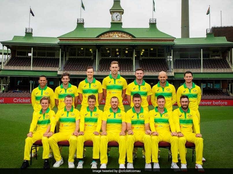Australia To Wear Retro Kit During ODI Series Against India