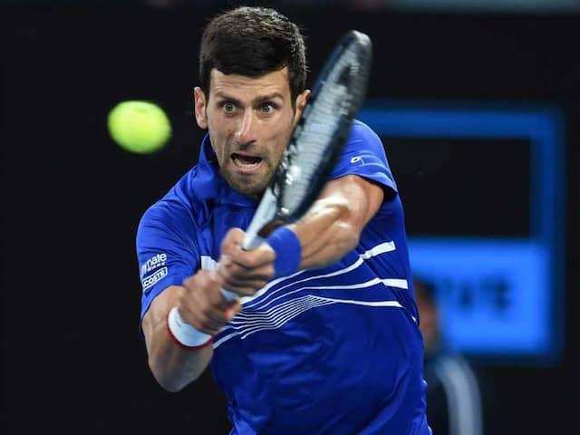 Australian Open 2019: Novak Djokovic Through To Semi-Final After Kei Nishikori Retires