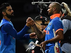 Shikhar Dhawan Opens Up On Rising Competition Within Team India