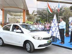 Tata Motors To Supply Tigor EVs To Capgemini India