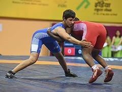 Khelo India Youth Games: Haryana Bank On World Cadet Champion Wrestlers Anshu And Sonam