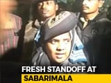Video : Early Morning Clashes At Sabarimala As 2 Women Attempt To Enter Temple
