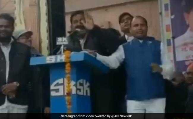 On Video, Mayawati Partyman's Shocker On BJP