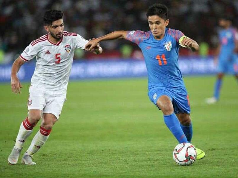 सुनील छेत्री का यह गोल एशिया कप के 10 बेस्ट गोलों में से एक