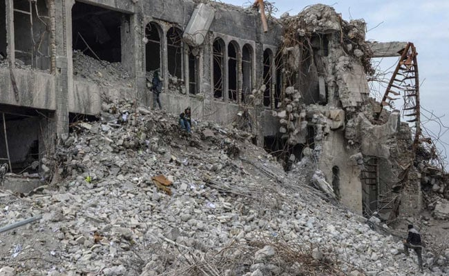 Iraq's Mosul Demolishes Iconic Building Used By ISIS To Kill 'Gay' Men