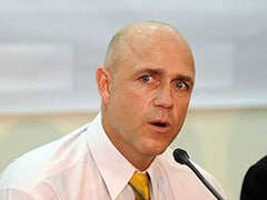 Richard Pybus Appointed Interim Windies Head Coach