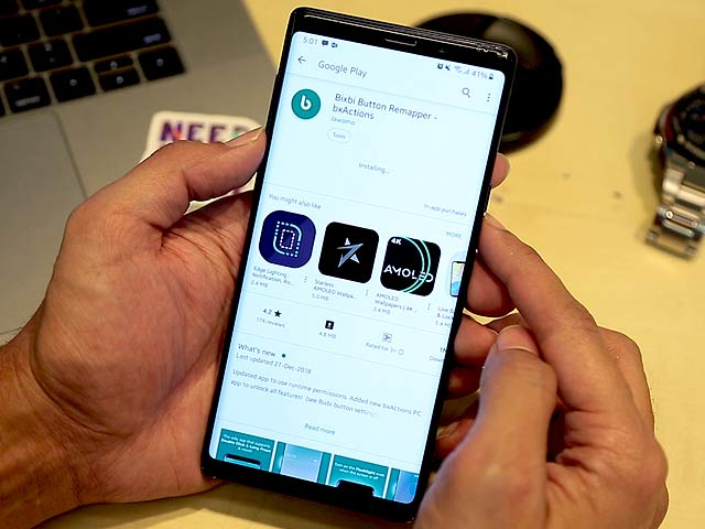 Video : How To Remap The Bixby Button To Perform Other Functions