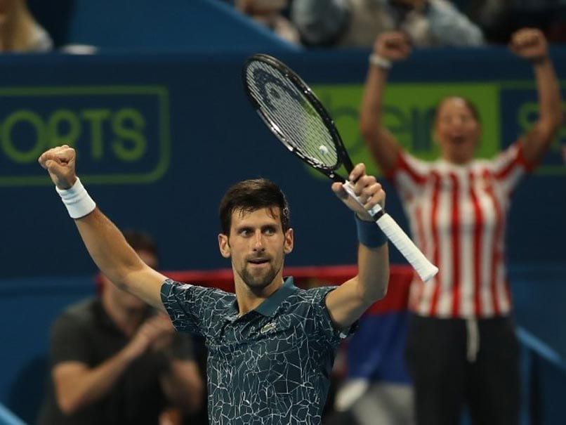 Novak Djokovic reacts to shock Qatar Open semi-final defeat