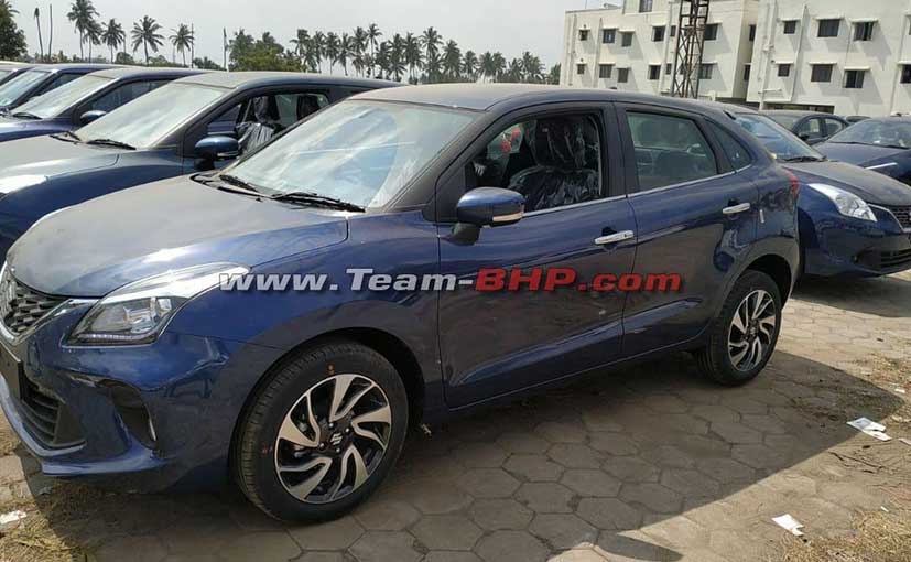 The 2019 Baleno facelift will continue to feature the existing petrol and diesel engines.
