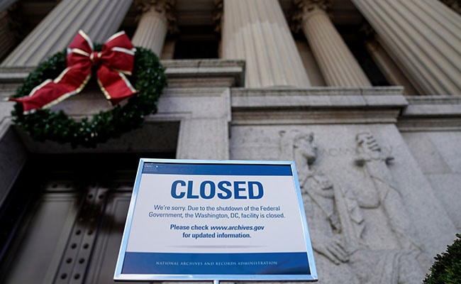 US Congress To Reconvene Today With No End In Sight For Federal Shutdown