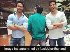 Tiger Shroff On The 'Pressure' Of <I>Student Of The Year 2</i> And Working With Hrithik Roshan