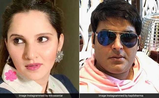 कपिल शर्मा को बिरयानी खिलाना सानिया मिर्जा को पड़ा था महंगा, कॉमेडी किंग ने कर दिए थे बर्तन गायब- देखें Video