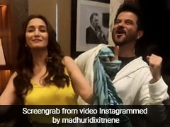 30 Years Of <I>Ram Lakhan</i>: Madhuri Dixit And Anil Kapoor Relive Fond Memories