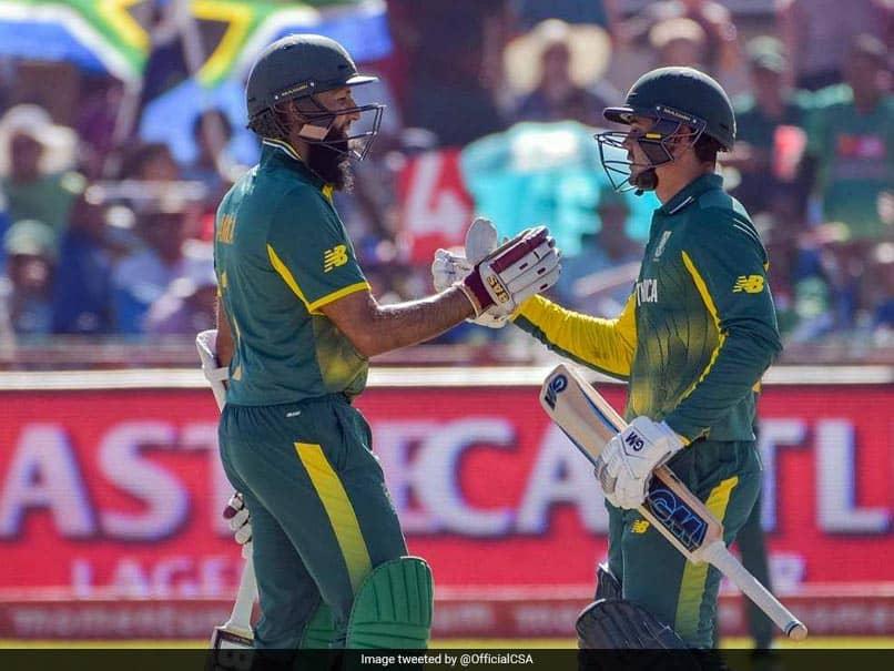 South Africa Name New Cap Rassie van der Dussen In One-Day Squad