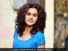 Taapsee Pannu Says She's Been Dropped From <i>Pati Patni Aur Woh</i> Remake Without 'Proper Reason'