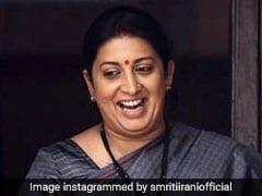 राहुल के कटाक्ष पर स्मृति का जवाब- गांधी परिवार ने खुद को ही भारत रत्न से सम्मानित किया
